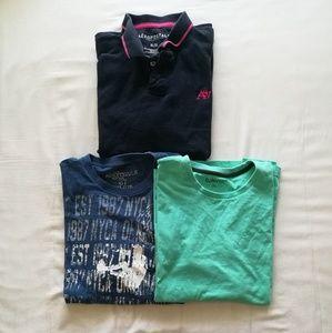 3/$6 Men's shirts